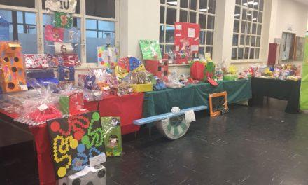 Alumnos de Profesorado crean objetos lúdicos para chicos