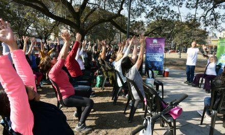 <span style='color:#020c7e;font-size:15px;'>Hábitos y prácticas saludables para la comunidad</span></br>«Punto Verde» itinerante la ciudad de Tucumán