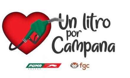 <span style='color:#020c7e;font-size:15px;'>La iniciativa se extiende hasta el 30 de junio</span></br>«Un litro por Campana»
