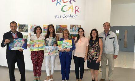 Ganadores del «Dream Car Art Contest»