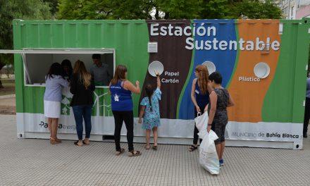 Bahía Blanca: Estación Móvil Sustentable