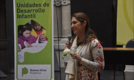 Capacitan a líderes sociales en nutrición infantil