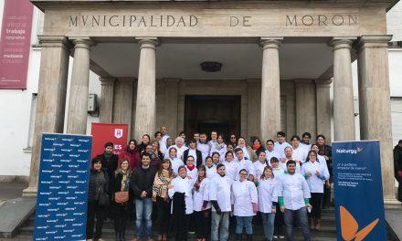 Alfajores, trufas y masas de los alumnos de «Energía del Sabor»