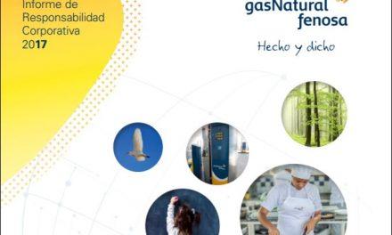 Naturgy: Informe de Responsabilidad Corporativa