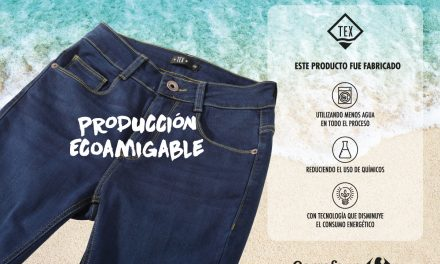 <span style='display:inline-block;line-height:1rem;color:#1B849E;font-size:15px;'>TEX está disponible en los Hipermercados Carrefour</span></br><span style='color:#333333;font-size:22px;'>Producción econamigable de una línea de jeans</span>