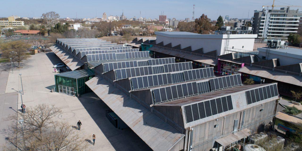 <span style='display:inline-block;line-height:1rem;color:#1B849E;font-size:15px;'>Promoción de ahorro energético y desarrollo local </span></br><span style='color:#333333;font-size:22px;'>Mendoza: paneles solares en la Nave Cultural</span>