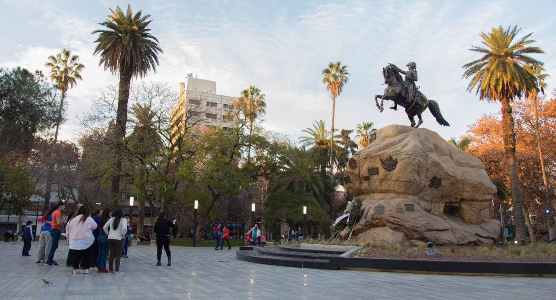 <span style='display:inline-block;line-height:1rem;color:#1B849E;font-size:15px;'>Recorridos guiados a pie, gratuitos, con cupo</span></br><span style='color:#333333;font-size:22px;'>«Free Walking Tour» en Ciudad de Mendoza</span>